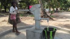 The Bush Chicken water pump